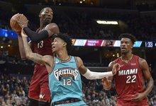 """NBA: """"Grizzlies"""" – """"Heat"""""""