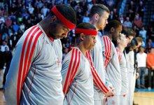 "NBA: ""Thunder"" – ""Rockets"""