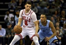 "NBA: ""Grizzlies"" – ""Bulls"""