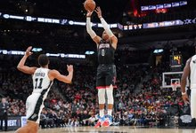 """NBA: """"Spurs"""" – """"Rockets"""""""