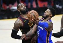 """NBA: """"Cavaliers"""" – """"Thunder"""""""