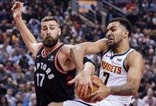 """NBA: """"Raptors"""" – """"Nuggets"""""""