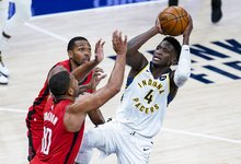 "NBA: ""Pacers"" – ""Rockets"""