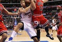 """NBA: """"Clippers"""" – """"Bulls"""""""