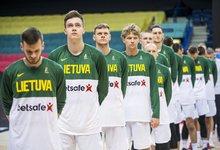 Lietuva – Belgija