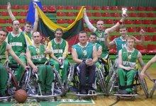 Neįgaliųjų turnyras Anykščiuose