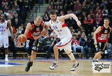 Lietuvos rytas - CSKA