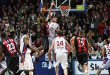 Lietuvos rytas - CSKA EUROLYGA...