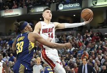"NBA: ""Pacers"" – ""Heat"""