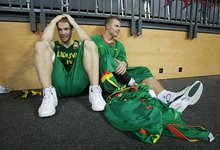 Europos jaunimo čempionatas:...