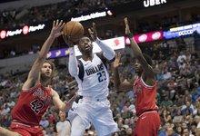 """NBA: """"Mavericks"""" – """"Bulls"""""""