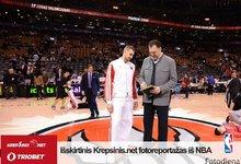 """NBA: """"Raptors"""" – """"Rockets"""""""