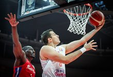 Pasaulio taurė: Serbija – Puerto...