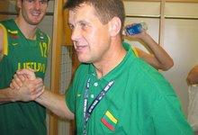 Lietuva - Italija (26.08 PČ 2006)