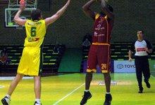 Sakalai - Ventspils BBL 2005.10.26