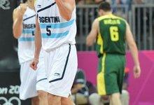 Olimpiada: Lietuva - Argentina