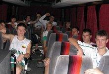 Jaunių (U18) Europos čempionatas:...