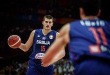 Pasaulio taurė: Serbija – Ispanija