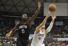 """NBA ikisezoninis mačas:""""Rockets"""" –..."""
