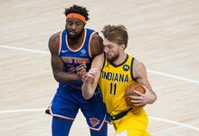"NBA: ""Knicks"" – ""Pacers"""