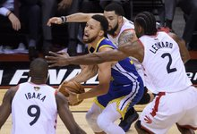 "NBA: ""Raptors"" – ""Warriors"""