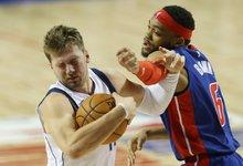"NBA: ""Mavericks"" – ""Pistons"""