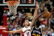 "NBA: ""Raptors"" – ""Jazz"""