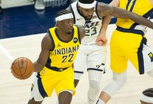 "NBA: ""Pacers"" – ""Jazz"""