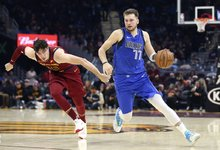 "NBA: ""Mavericks"" – ""Cavaliers"""