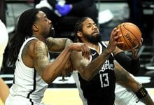 """NBA: """"Clippers"""" – """"Nets"""""""