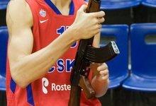 CSKA, A.Kirilenko ir