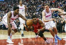 "NBA: ""Raptors"" – ""Heat"""