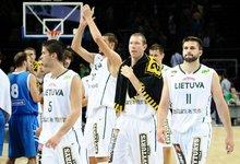 Draugiškos rungtynės: Lietuva -...