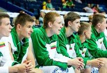 U18: Lietuva - Graikija
