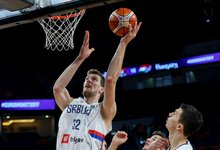 Eurobasket: Serbija – Vengrija