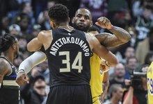 "NBA: ""Lakers"" – ""Bucks"""