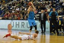 """Europos taurė: ALBA – """"Rytas"""""""