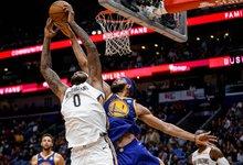 """NBA: """"Warriors"""" – """"Pelicans"""""""