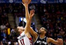 "NBA: ""Raptors"" – ""Spurs"""