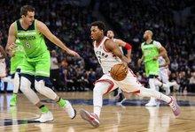 """NBA: """"Timberwolves"""" – """"Raptors"""""""