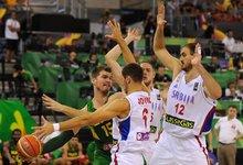 Pasaulio taurė: Serbija –...