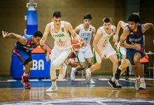 U18: Lietuva – Didžioji Britanija