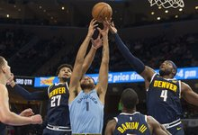 "NBA: ""Grizzlies"" – ""Nuggets"""