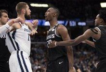 "NBA: ""Grizzlies"" – ""Kings"""