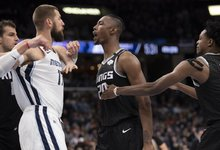 "NBA: ""Grizzlies"" – ""Kings"""