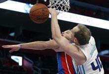 """NBA: """"Pistons"""" – """"Hornets"""""""