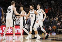 "NBA: ""Spurs"" – ""Thunder"""