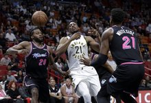 """NBA: """"Pacers"""" – """"Heat"""""""