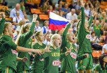 U16: Lietuva – Rusija