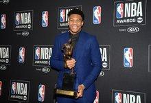 NBA sezono apdovanojimai